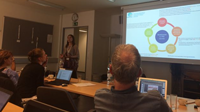 PARRISE 4th consortium meeting at the University of Vienna